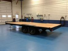 Bri-Mar 18ft Flat Bed 9990 GVW