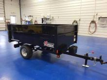 "Extreme Road & Trail Trailers in Martinsburg Pa, 24"" Sides"