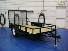 Utility Trailers For Sale at www.metzlerauto.com